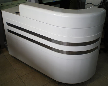 R11-Reception Desk Front