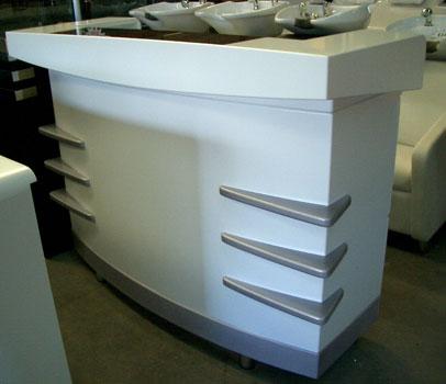 R9 Recpetion Desk