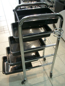 TR1 - Chrome Trolley
